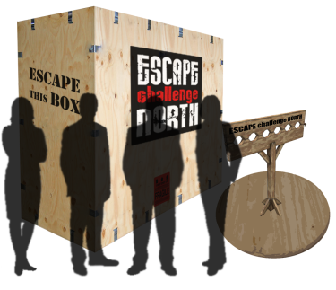 escape this box pillory w people