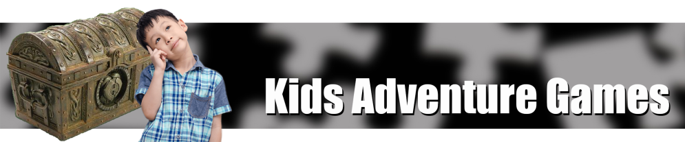 kids games banner mix